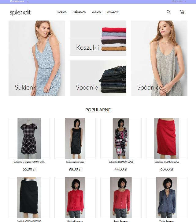 Zapraszamy do nowego sklepu – splendit.pl